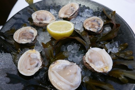 Paris 17e: le poisson façon Rostang - Les pieds dans le plat | Gastronomie Française 2.0 | Scoop.it