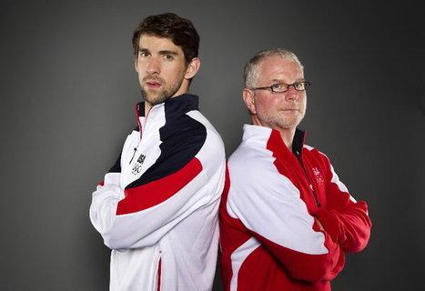 Michael Phelps : de la natation aux chevaux de course | The Baltimore Sun | JO 2012 - Equitation | Scoop.it