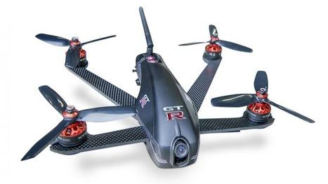 Nissan GT-R Drone : de 0 à 100 km/h en 1,3 seconde !   AERONAUTIQUE NEWS - AEROSPACE POINTOFVIEW - AVIONS - AIRCRAFT   Scoop.it