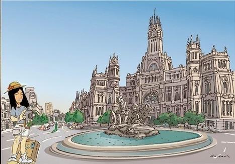 Los Mundos de SitaJimenez: A MADRID Y A LA VUELTA...NUEVO PROYECTO SITA | Los Mundos de Sita | Scoop.it