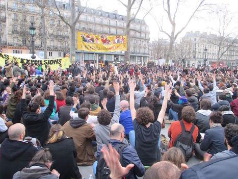 La Nuit debout: de plus en plus de monde pour INVENTER la démocratie | actions de concertation citoyenne | Scoop.it