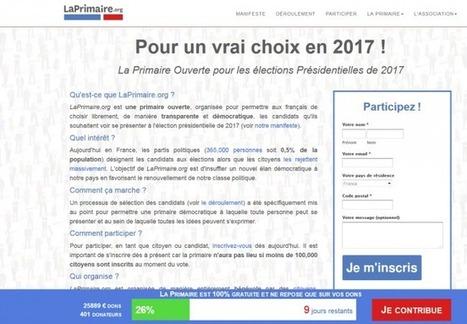 Peut-on réenchanter la politique grâce à des sites participatifs? - Rue89 - L'Obs | Web 2.0 et société | Scoop.it