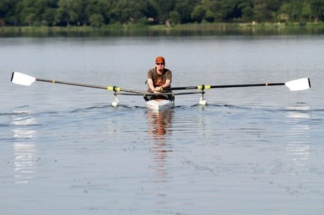 John Cage, who found solace from West Nile virus through rowing, dies at age 32 - Dallas Morning News (blog) | Indoor Rowing | Scoop.it