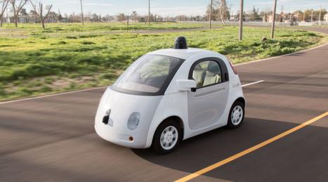 L'ordinateur de la Google Car obtient son permis de conduire | Libertés Numériques | Scoop.it