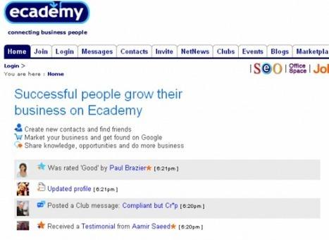 10 redes sociales para buscar trabajo | S' Altra Escola | Scoop.it