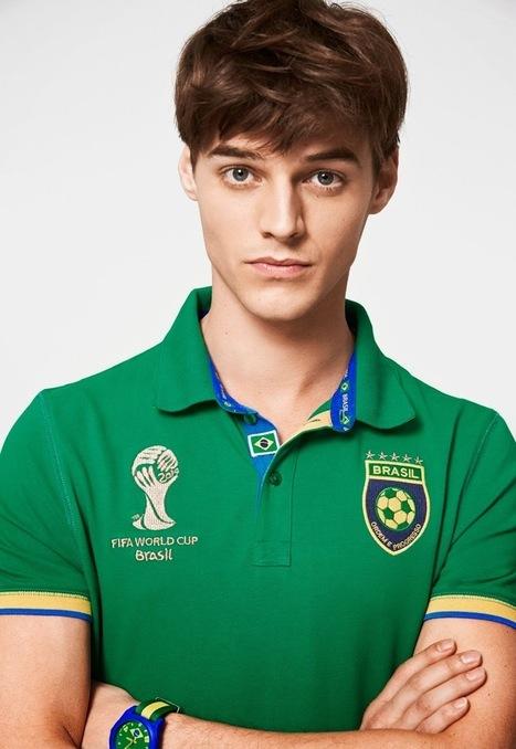 Celio lance pour la Coupe du Monde une gamme de Produits Officiels sous licence FIFA | BTS MUC | Scoop.it