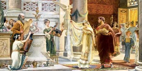 Poderes de derecho privado a los cuales pueden estar sujetas las personas en Derecho romano | LVDVS CHIRONIS 3.0 | Scoop.it