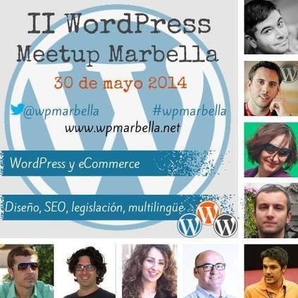II Wordpress Meetup Marbella - @MiguelGajete #WPMarbella @wpmarbella   Diseño web - recursos   Scoop.it