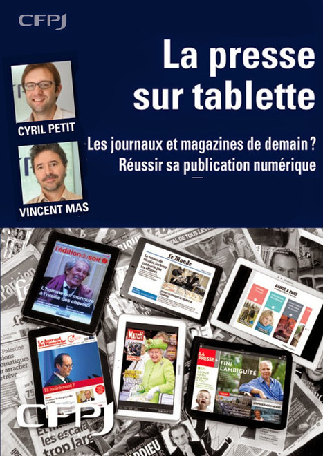 La presse sur tablette | Data | Scoop.it
