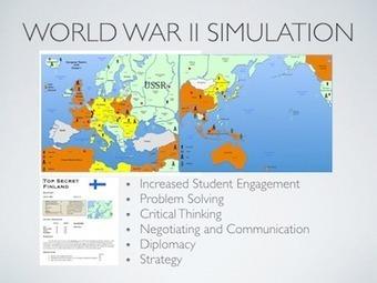 World War 2 Lesson Plans, Interactive WW2 Simulations | The DigiTeacher | Scoop.it