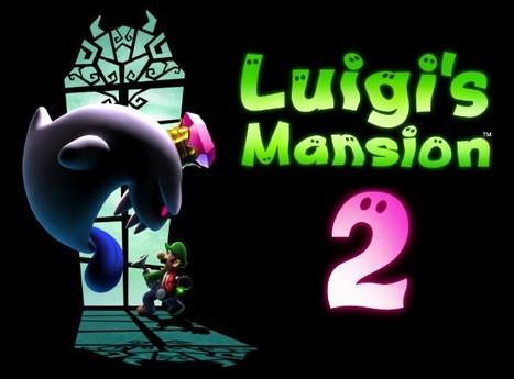Luigi's Mansion 2,même les fantômes l'attendaient ! | Le club Presse du collège Janvier Février Mars 2013 | Scoop.it