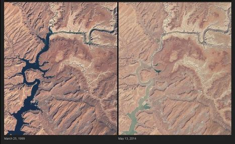 10 before-and-after photos that track the changes we've made to the Earth #climate | Messenger for mother Earth | Scoop.it