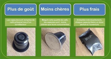 Commandez vos capsules Le Monde en Tasse - Le monde en tasse | Le Monde en Tasse | Scoop.it