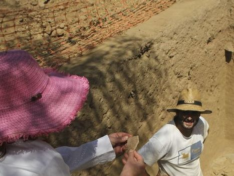 Dam digs unearth archaeological finds dating millions of years - The Portugal News   Archaeology News   Scoop.it