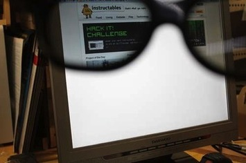 Hack your monitor and 3D glasses, ensure ultimate privacy | Machinimania | Scoop.it