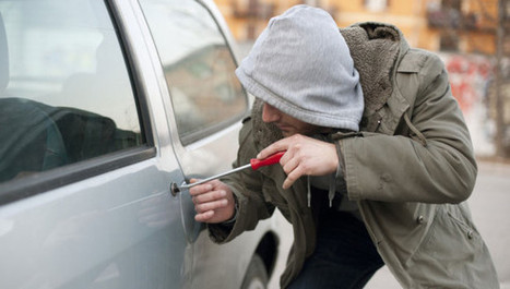 How to Reduce Car-Theft Risks - Carpages.ca (blog) | Theft  - Fraud - Safety | Scoop.it
