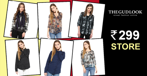 Rs.299 Store Start on wwwthegudlook.com | Street Fashion is what thegudlook.com promises to bring to you Online every day week after week. | Scoop.it