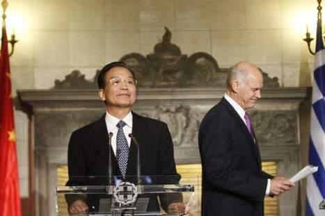 Dette : Pékin presse l'Europe de trouver une solution   Union Européenne, une construction dans la tourmente   Scoop.it