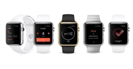 Apple Watch, l'application Misfit Minute débarque ! | Buzz e-sante | Scoop.it