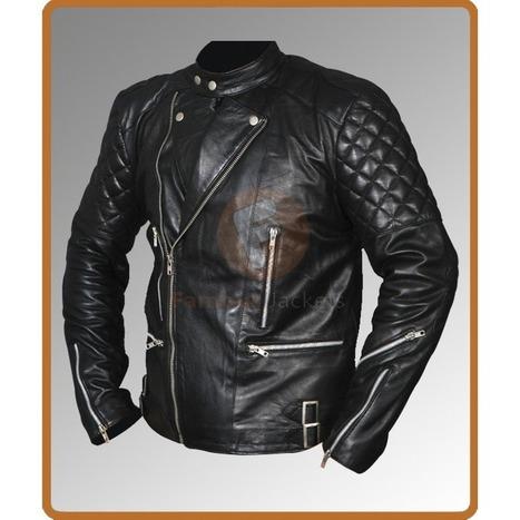 Marlon Brando Black Jacket | Famous Jackets | Scoop.it