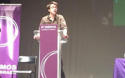 Íñigo Errejón: 'en Podemos vivimos de nuestro trabajo y nadie nos ... - El Mundo | PODEMOS | Scoop.it