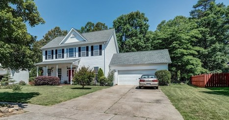 Fabulous Open Floor Plan, 5 Bed/3 Bath, Home in Indian Trail! - 6607 Bobbie Lane, Indian Trail, NC 28079 | Charlotte NC Real Estate | Scoop.it