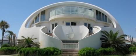 La maison dôme, le meilleur allié contre les éléments ? | Solutions pour l'habitat | Décoration d'intérieur | Scoop.it