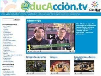 Educación tecnológica: educAcción.tv: videoteca educativa   Eduartefacto   Scoop.it