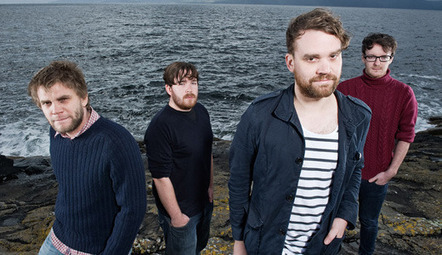 Frightened Rabbit in Concert - Strathpeffer | Culture Scotland | Scoop.it
