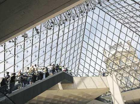 Les grands chantiers du patron du musée du Louvre | Clic France | Scoop.it