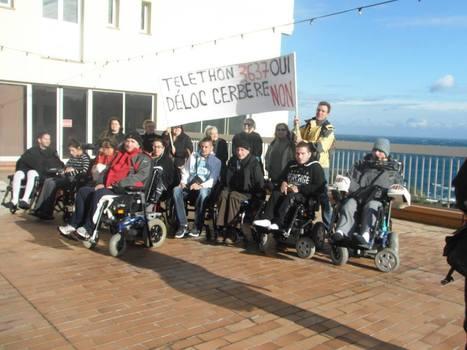 CBV Cerbère, une marche avec le Téléthon et une mobilisation au forum du handicap de la CNH | Centre Bouffard-Vercelli Cerbere | Scoop.it