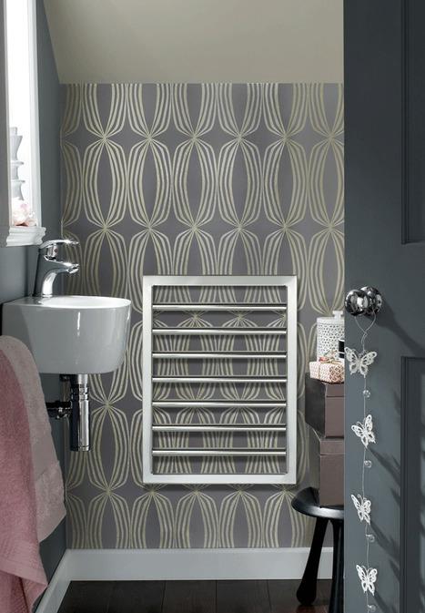 A Steely Glint in Your Bathroo | Explore The Vast Range of Aeon Radiators At Designer Radiators Direct | Scoop.it