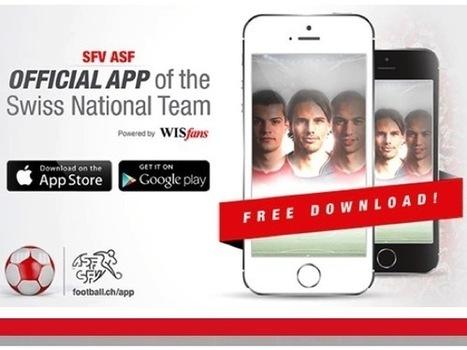 La Nati a son application mobile | Informatique Romande | Scoop.it