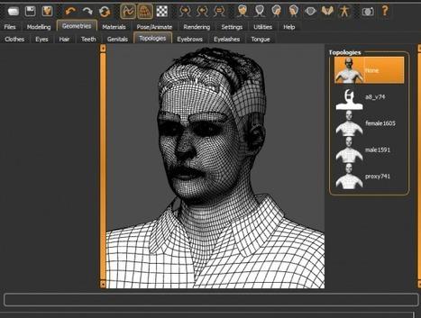 Herramientas para diseño en 3D - Neoteo | Creatividad en la Escuela | Scoop.it