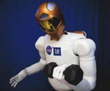Human and humanoid robot shake hands in space 1st | Artificial Intelligence and Robotics | Scoop.it