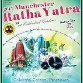 Manchester Rathayatra- Colourful Carnival Procession 23 May 2015 at Manchester Cathedral Gardens   The Mancunian Way   Scoop.it