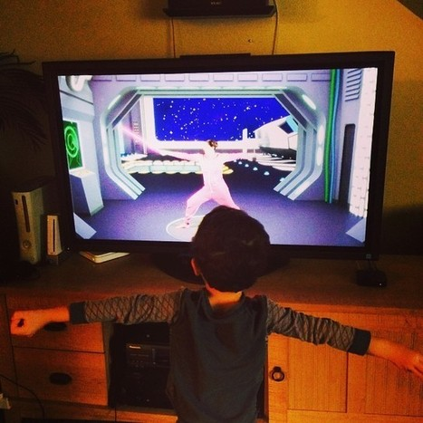 The Force is strong in this one!   Cosmic Kids Around The World!   Scoop.it