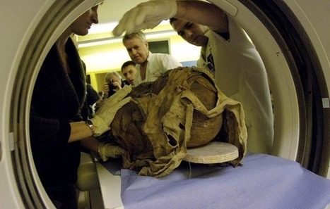 US museum unwraps Egyptian mummy's story with CT scan | Égypt-actus | Scoop.it