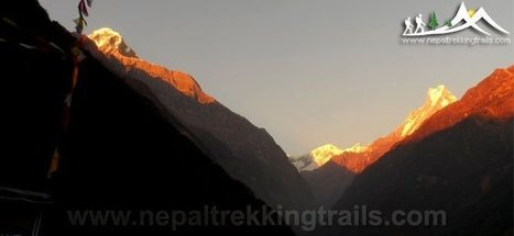 Annapurna Base Camp Trek, ABC Trekking - Nepal Trekking | Nepal Trekking trails | Scoop.it