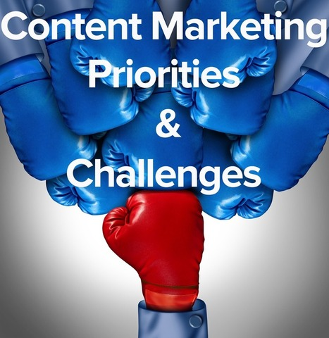 Top Content Marketing Priorities and Challenges | MarketingHits | Scoop.it