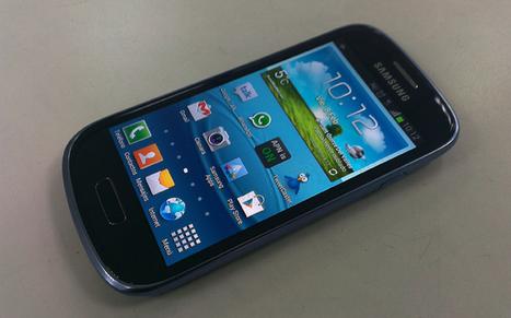 Samsung Galaxy S3 Mini: Análisis y experiencia de uso - El Android Libre | Tecnologiaatenea | Scoop.it