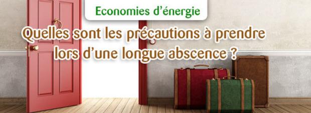 (BLOG) Économies d'énergie : quelles précautions prendre lors d'une longue absence ? | La Revue de Technitoit | Scoop.it