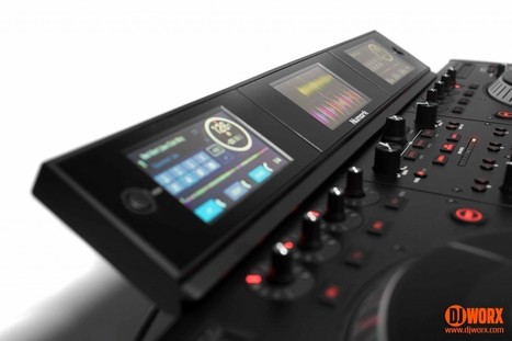 REVIEW: Numark NS7III Serato DJ Controller   DJing   Scoop.it