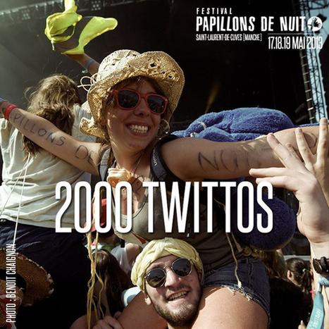 REGARDS SUR LE NUMERIQUE | Les réseaux sociaux s'invitent aux festivals | P2N#13 | Scoop.it