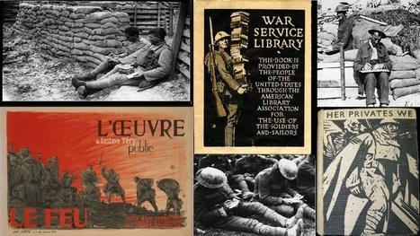 Appel aux doctorants et jeunes docteurs  : Comment écrire la Grande Guerre ?   Mon centenaire de la grande guerre   Scoop.it