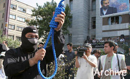 Iran: 19 executions in one week, including: Clandestine executions of minors in the dreaded Adelabad prison of Shiraz | Iranian Revolutionary Guards sabotage | Scoop.it