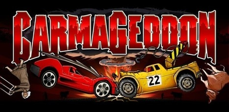 Carmageddon : Le jeu mythique sur Android | Android-France | Tout le web | Scoop.it