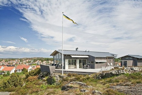 A contemporary family house in Sweden | Idées d'Architecture | Scoop.it