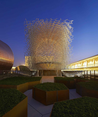 The Hive creates a buzz at Kew | Innovative & Sustainable Building | Scoop.it