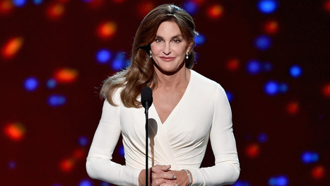 Watch Caitlyn Jenner's inspiring acceptance speech at the ESPYs | Prozac Moments | Scoop.it